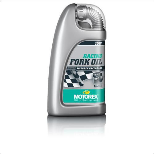 OLIO FORCELLE MOTOREX 15W